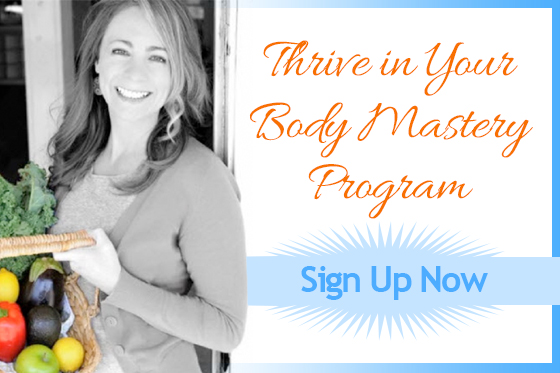 Thrive In Your Body Mastery Program