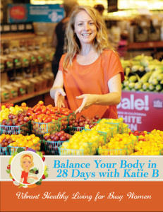 Online Nutrition Program to Balance Your Body in 28 Days