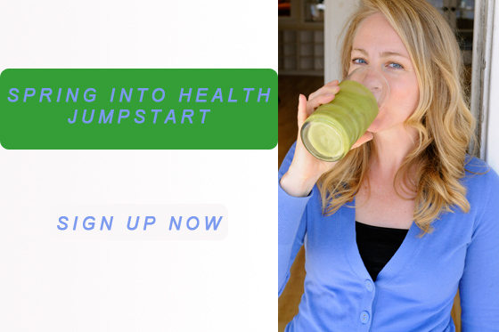 Spring Into Health Jumpstart Program